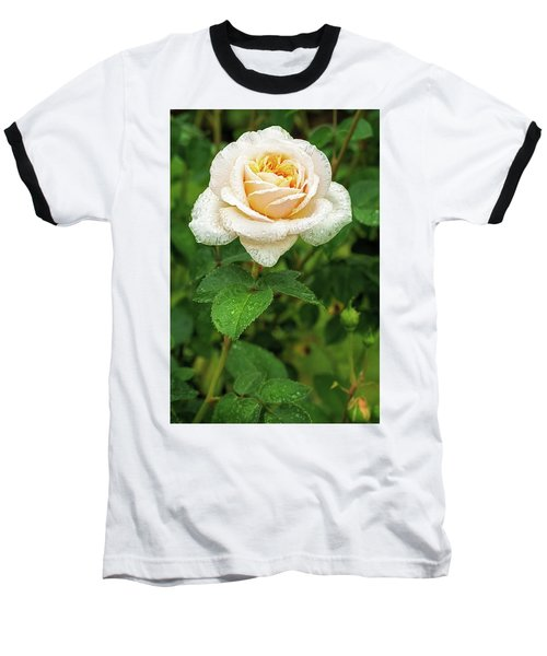 Baseball T-Shirt featuring the photograph Virtue Of Pureness by Ken Stanback
