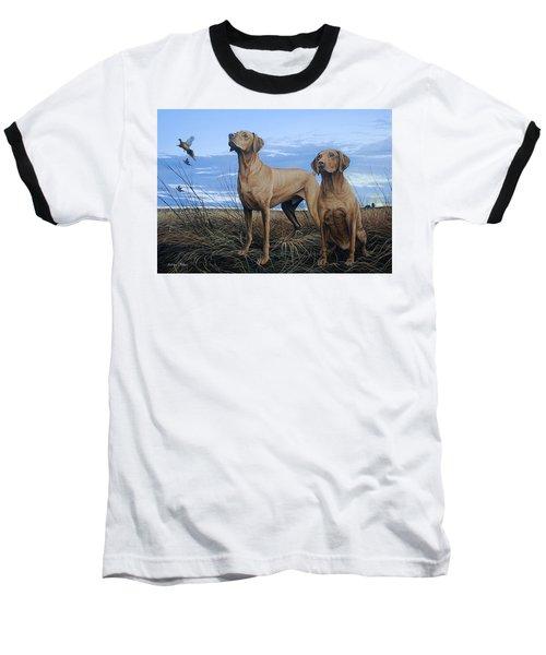 Vizslas Baseball T-Shirt