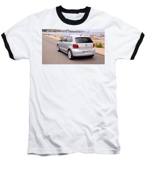 Volkswagen Polo Baseball T-Shirt