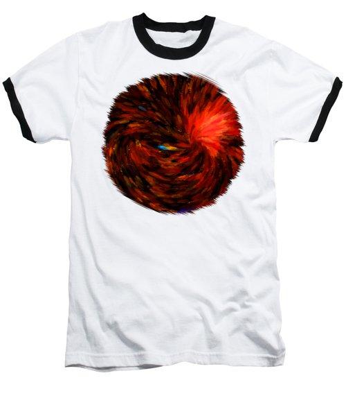 Vortex 2 Baseball T-Shirt by John M Bailey