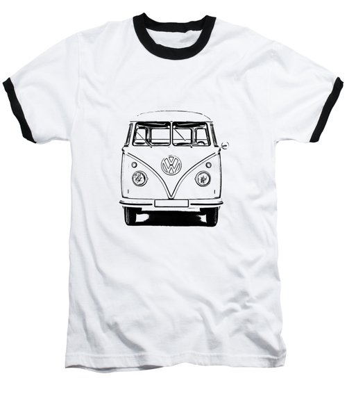 Vw Bus T-shirt Baseball T-Shirt