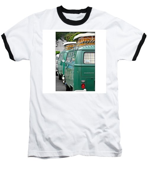 Vw Buses #carphotographer #vw #vwbus Baseball T-Shirt