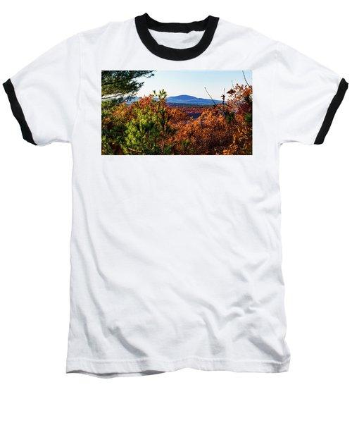 Wachusett In Fall Baseball T-Shirt