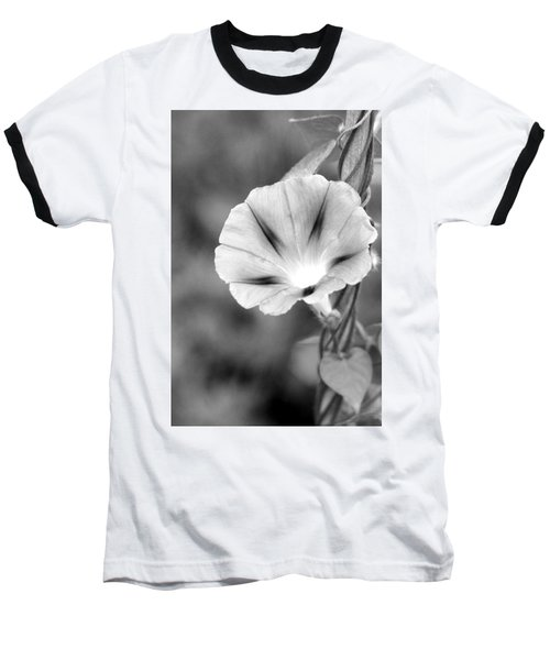 Baseball T-Shirt featuring the photograph Wait For The Sun To Rise In The Morning by Vadim Levin