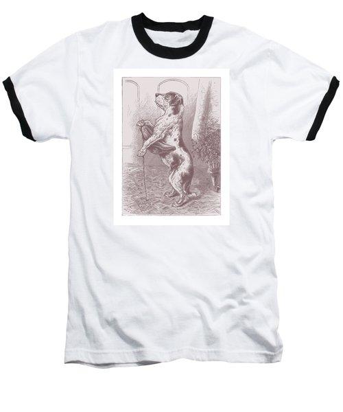 Walkies? Baseball T-Shirt