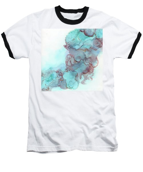 Walking In The Sky Baseball T-Shirt