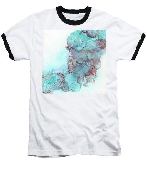 Walking In The Sky Baseball T-Shirt
