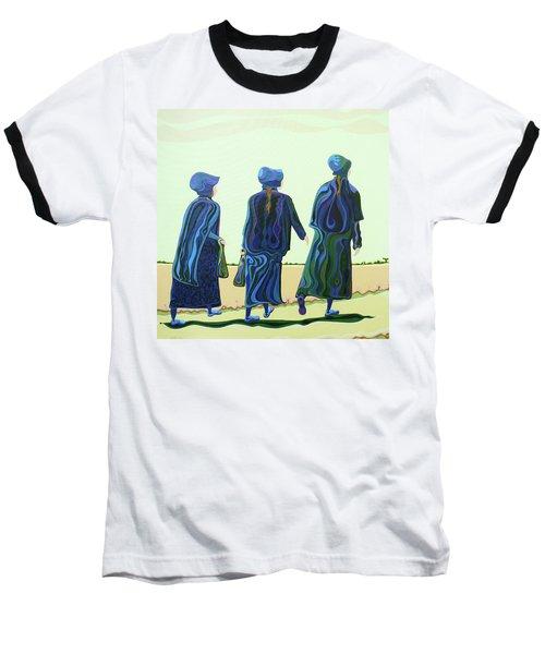 Walking The Walk Baseball T-Shirt