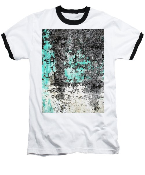Wall Abstract 185 Baseball T-Shirt