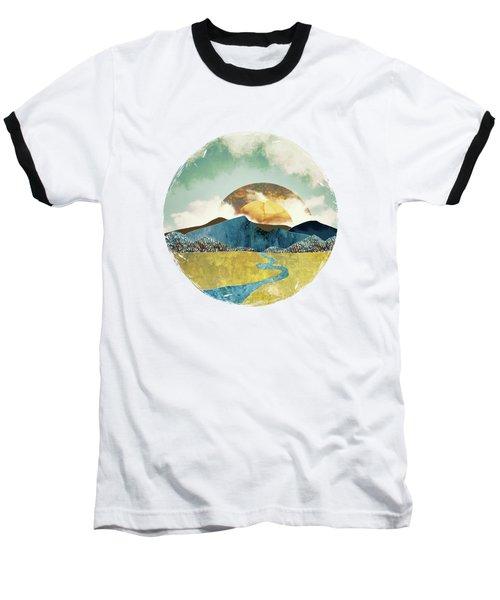 Wanderlust Baseball T-Shirt by Katherine Smit