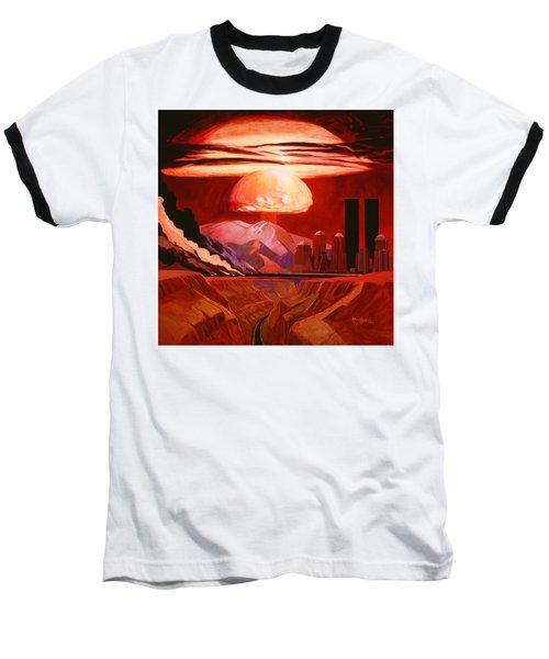 War Is Peace Baseball T-Shirt