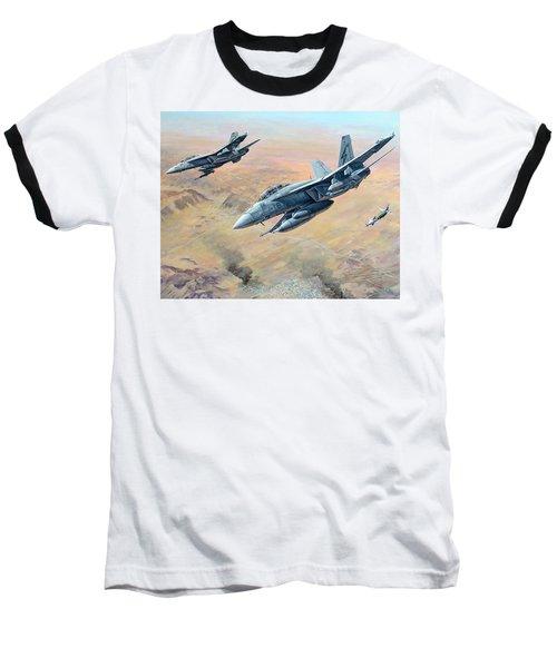 War On Terror Baseball T-Shirt
