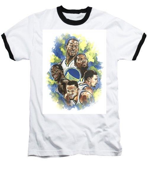 Warriors Baseball T-Shirt