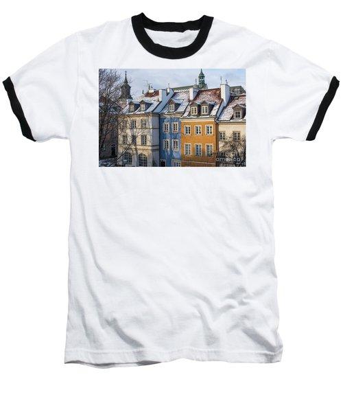 Baseball T-Shirt featuring the photograph Warsaw, Poland by Juli Scalzi