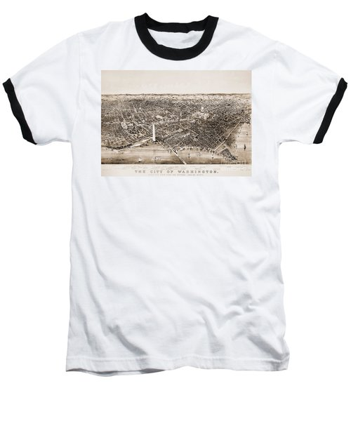 Washington D.c., 1892 Baseball T-Shirt