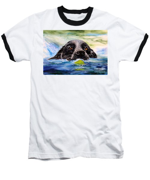 Water Dog Baseball T-Shirt