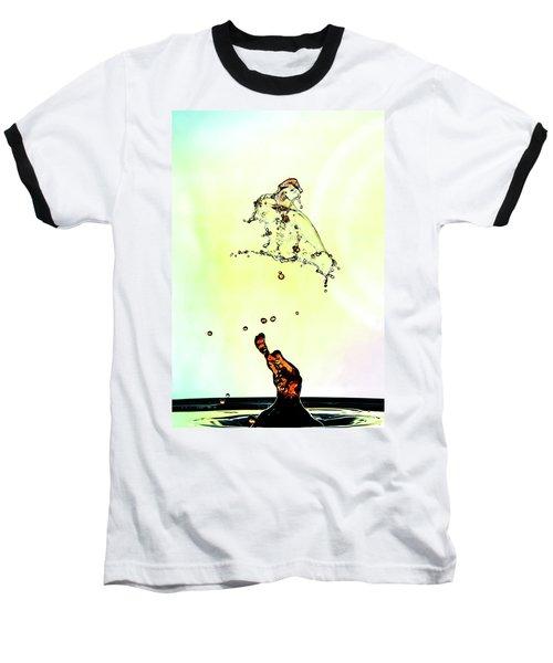 Water Drop #10 Baseball T-Shirt