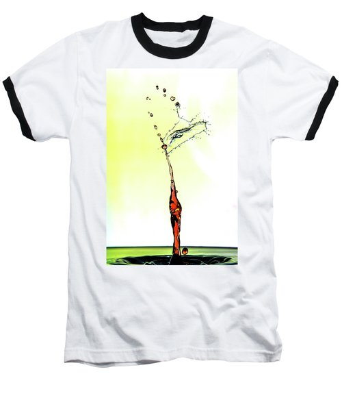 Water Drop #6 Baseball T-Shirt