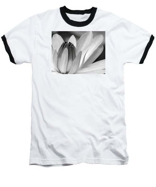 Water Lily Opening Baseball T-Shirt