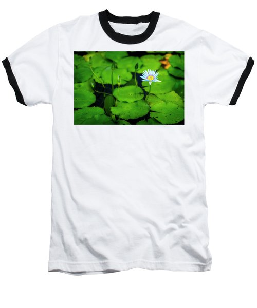 Baseball T-Shirt featuring the photograph Water Logged by Ryan Manuel