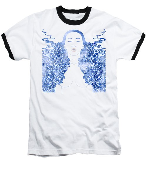 Water Nymph Lxxx Baseball T-Shirt