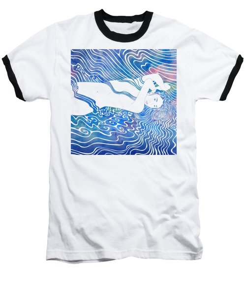 Water Nymph Lxxxiii Baseball T-Shirt