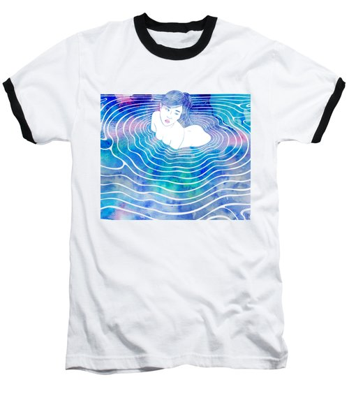 Water Nymph Lxxxix Baseball T-Shirt