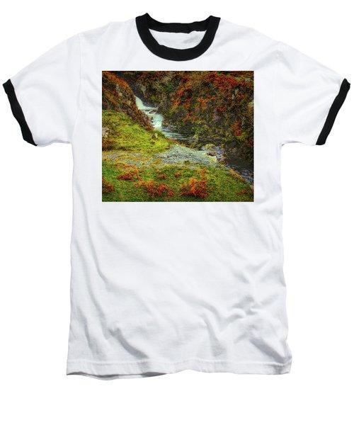 Waterfall 1 #g9 Baseball T-Shirt