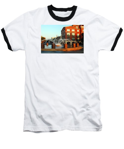 Waterfront Park Charleston Baseball T-Shirt