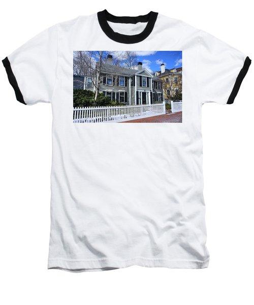 Waterhouse House In Cambridge Baseball T-Shirt