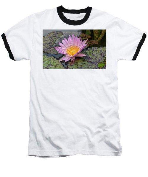 Waterlily Baseball T-Shirt