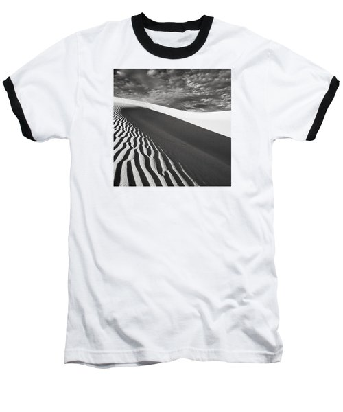 Baseball T-Shirt featuring the photograph Wave Theory Vii by Ryan Weddle