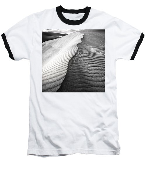 Wavetheory V Baseball T-Shirt by Ryan Weddle