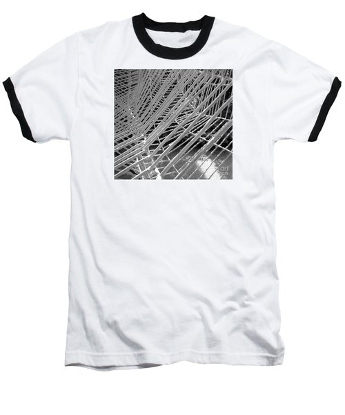 Web Wired Baseball T-Shirt