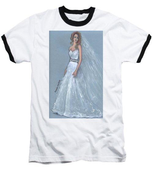 Wedding Day Baseball T-Shirt