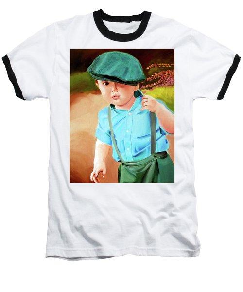 Wee Laddie  Baseball T-Shirt