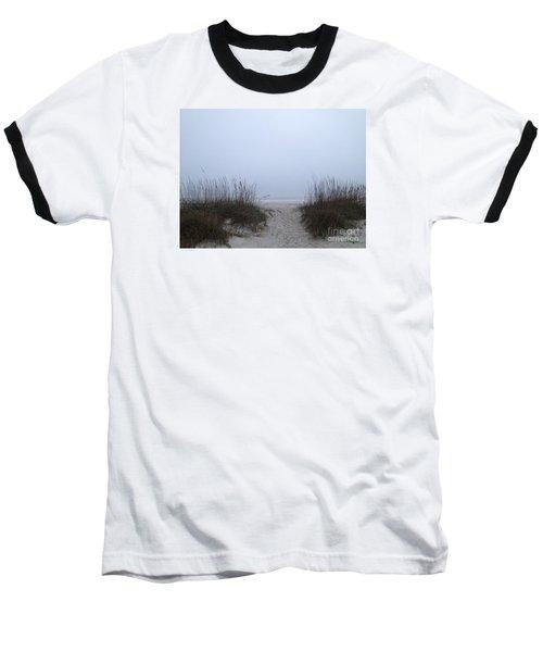 Welcome Baseball T-Shirt by LeeAnn Kendall