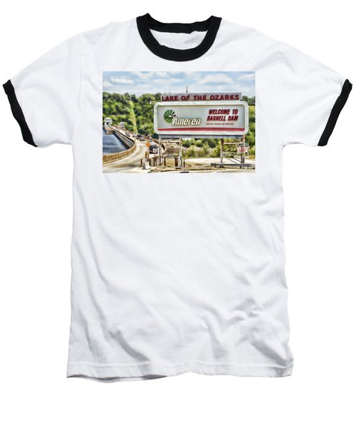 Welcome To Bagnell Dam Baseball T-Shirt