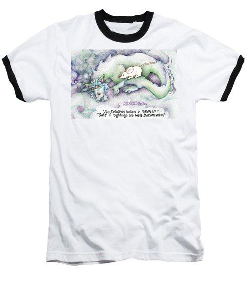 Well Documented Fpi Editorial Cartoon Baseball T-Shirt