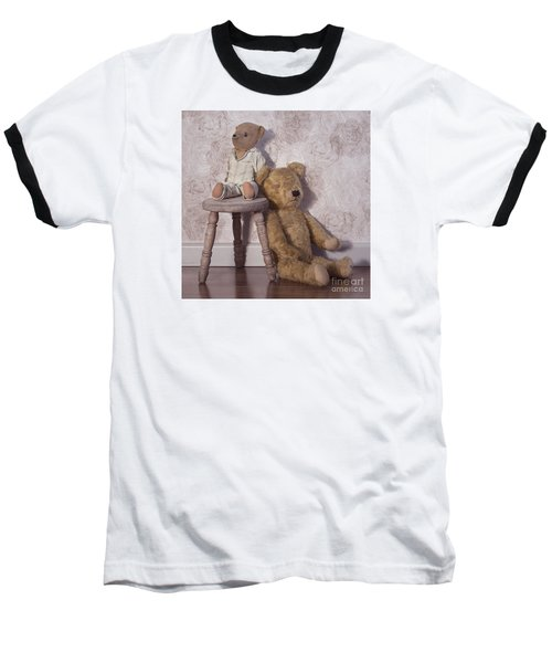 Baseball T-Shirt featuring the photograph Well Loved by Linda Lees