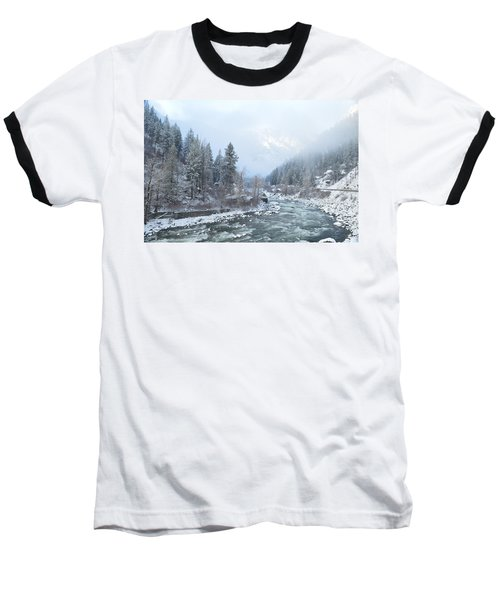 Wenatchee River Baseball T-Shirt