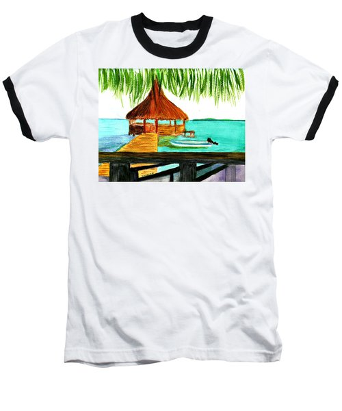 West End Roatan Baseball T-Shirt