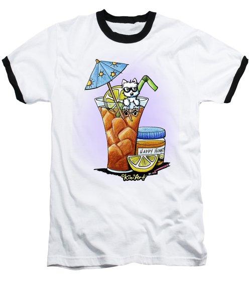 West Highland Iced Tea Baseball T-Shirt