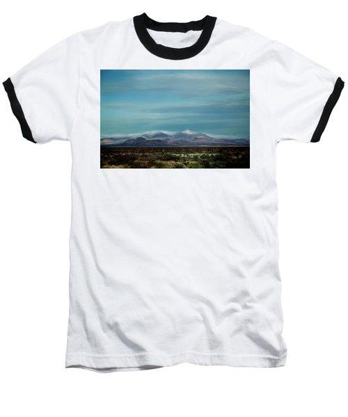 West Texas Skyline #1 Baseball T-Shirt