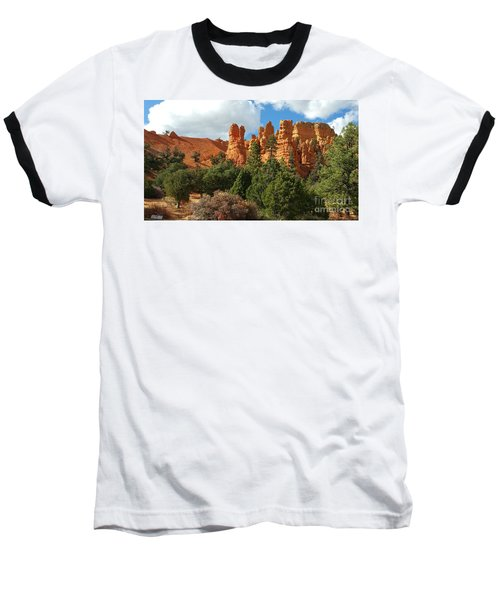 Western Skies Baseball T-Shirt