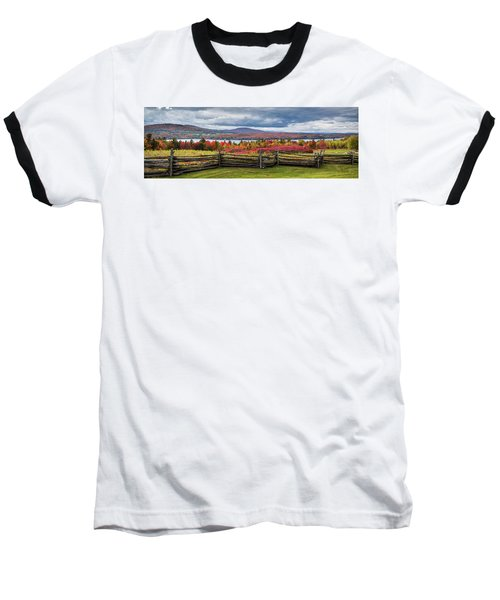 Westmore Overlook Baseball T-Shirt by Tim Kirchoff