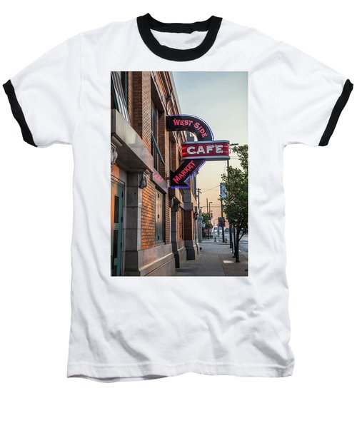 Westsidemarketcafe Baseball T-Shirt
