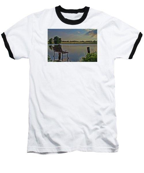 Wet Feet Baseball T-Shirt
