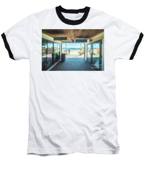 Whaler's Wharf Baseball T-Shirt