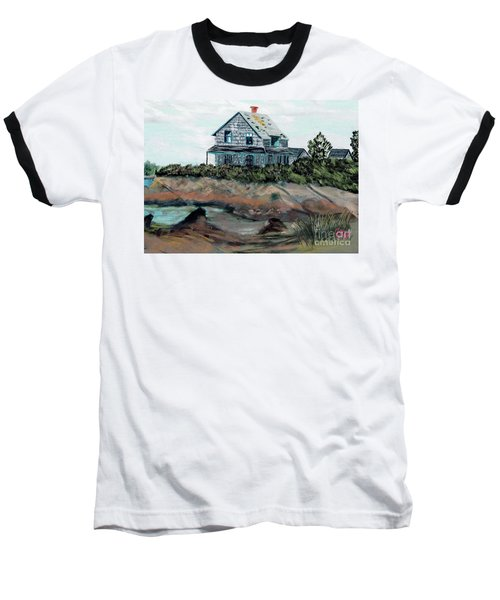 Whales Of August House Baseball T-Shirt